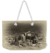 Phoenix Az Downtown 2014 Heirloom Weekender Tote Bag