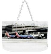 Phoenix Az Southwest Planes Weekender Tote Bag