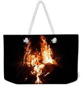 Phoenix Se Levant Des Flammes Weekender Tote Bag