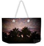 Phoenix Sunset Weekender Tote Bag
