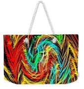 Phone Case Art Bold And Colorful Abstract Geometric Textures Designs By Carole Spandau 128 Cbs Art  Weekender Tote Bag