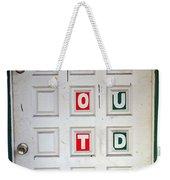 Photo Studio Entrance Weekender Tote Bag