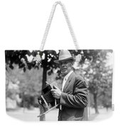 Photographer And Camera Weekender Tote Bag