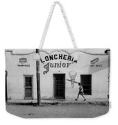 Photography Homage Russell Lee Us-mexico Border Naco Sonora Mexico 1980 Weekender Tote Bag