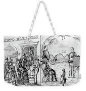 Photography Studio, 1873 Weekender Tote Bag