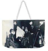 Photography Studio, C1890 Weekender Tote Bag