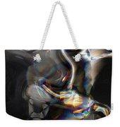 Photonic Totem Weekender Tote Bag