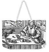 Physician, 1576 Weekender Tote Bag