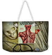 Physician - Tools Of The Trade Weekender Tote Bag