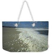 Phytoplankton Bloom On Beach Weekender Tote Bag