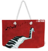 Piano Fun - S01at01 Weekender Tote Bag