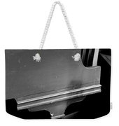 Piano In Black And White Weekender Tote Bag