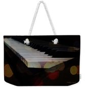 Piano Magic Weekender Tote Bag