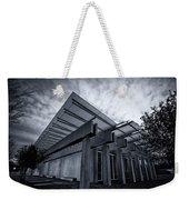 Piano Pavilion Bw Weekender Tote Bag
