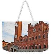 Piazza Del Campo Weekender Tote Bag