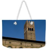 Piazza Maggiore Bologna Weekender Tote Bag