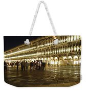 Piazza San Marco Weekender Tote Bag by Ellen Henneke