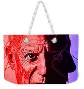 Picasso In Light Sketch 2 Weekender Tote Bag