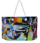 Picasso   Night Fishing At Antibes Weekender Tote Bag