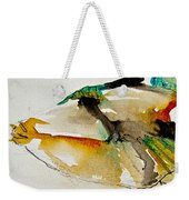 Picasso Trigger Weekender Tote Bag by Jani Freimann