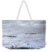 Pick A Side Weekender Tote Bag