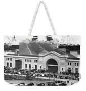 Pickets At The Sf Docks. Weekender Tote Bag