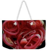 Pickled Red Onions Weekender Tote Bag