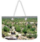 Picnic In The Desert Weekender Tote Bag