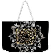 Pictorial Confusion And Diffusion Weekender Tote Bag