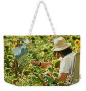 Picture In A Picture Weekender Tote Bag