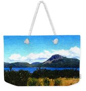 Picture Perfect In Painterly Style Weekender Tote Bag