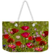 Picture Perfect Poppies Weekender Tote Bag