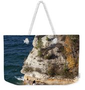 Pictured Rocks National Lakeshore 2 Weekender Tote Bag