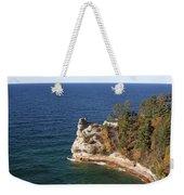 Pictured Rocks National Lakeshore Weekender Tote Bag