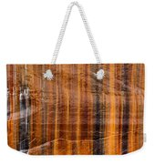 Pictured Rocks Vibrant Layers Weekender Tote Bag