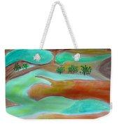 Picturesque Landscape Weekender Tote Bag