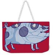 Piddle Valley Pig Weekender Tote Bag