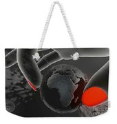 Piece Of Earth Weekender Tote Bag