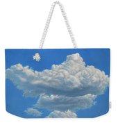 Piece Of Sky 3 Weekender Tote Bag