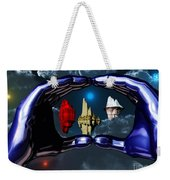 Piece Of Space Weekender Tote Bag