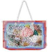 Pieces Of April Weekender Tote Bag