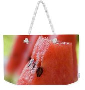 Pieces Of Watermelon Weekender Tote Bag