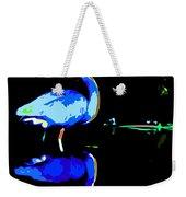 Pied Heron Weekender Tote Bag