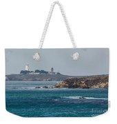 Piedras Blancas Lighthouse A2155 Weekender Tote Bag