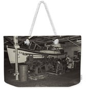 Pier 39 Astoria Oregon2  Weekender Tote Bag