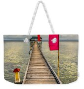 Pier Flags Weekender Tote Bag