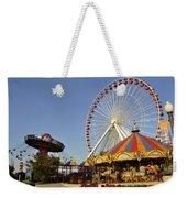 Pier Park Weekender Tote Bag