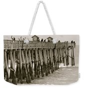 Pier View Weekender Tote Bag