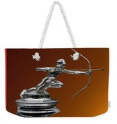 Pierce Arrow Hunter Mascot Weekender Tote Bag