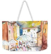 Pietrasanta In Italy 03 Weekender Tote Bag